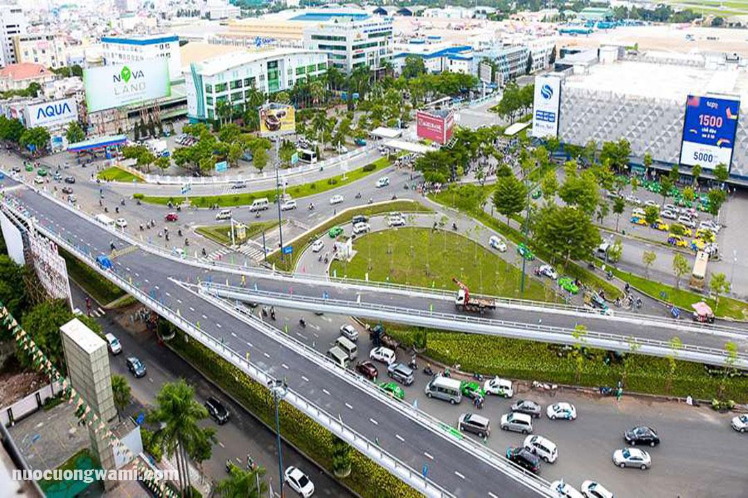 Khu vực quận Tân Bình
