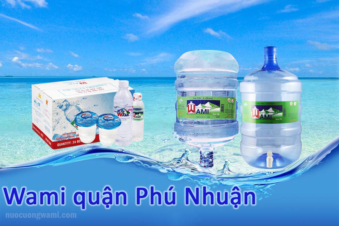 Nước Wami Phú Nhuận