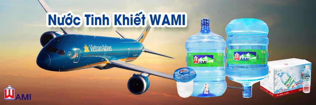 Nước uống Wami tinh khiết