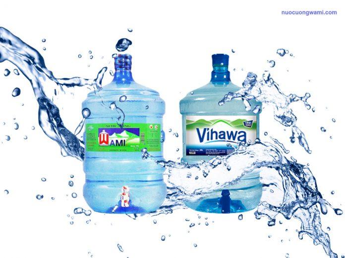 Nên chọn nước Wami hay Vihawa?