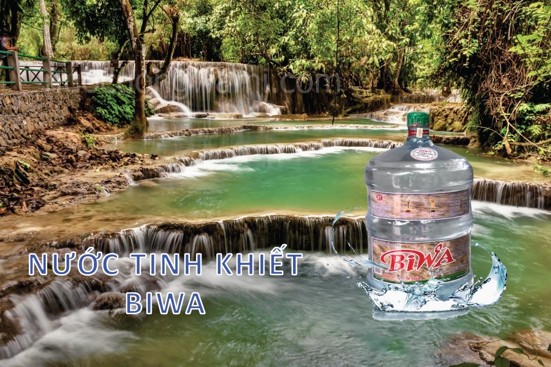 Nước tinh khiết Biwa
