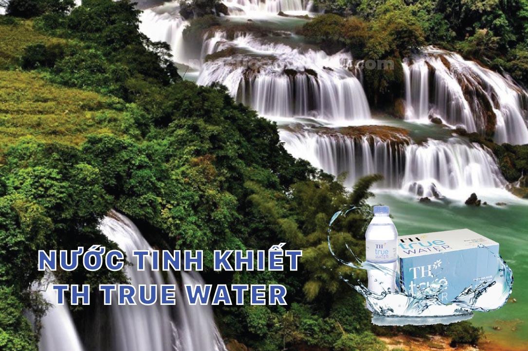 Nước tinh khiết TH True Water