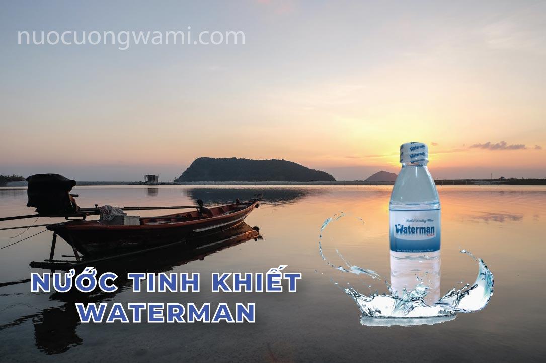 Nước tinh khiết Waterman