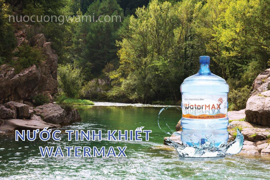 Nước tinh khiết Watermax