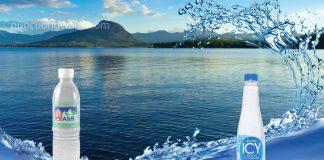 Nước uống Wami và nước uống Icy