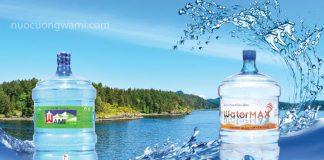 Nước uống Wami và nước uống Watermax