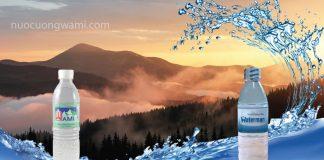 Nước uống Wami và nước uống Waterman