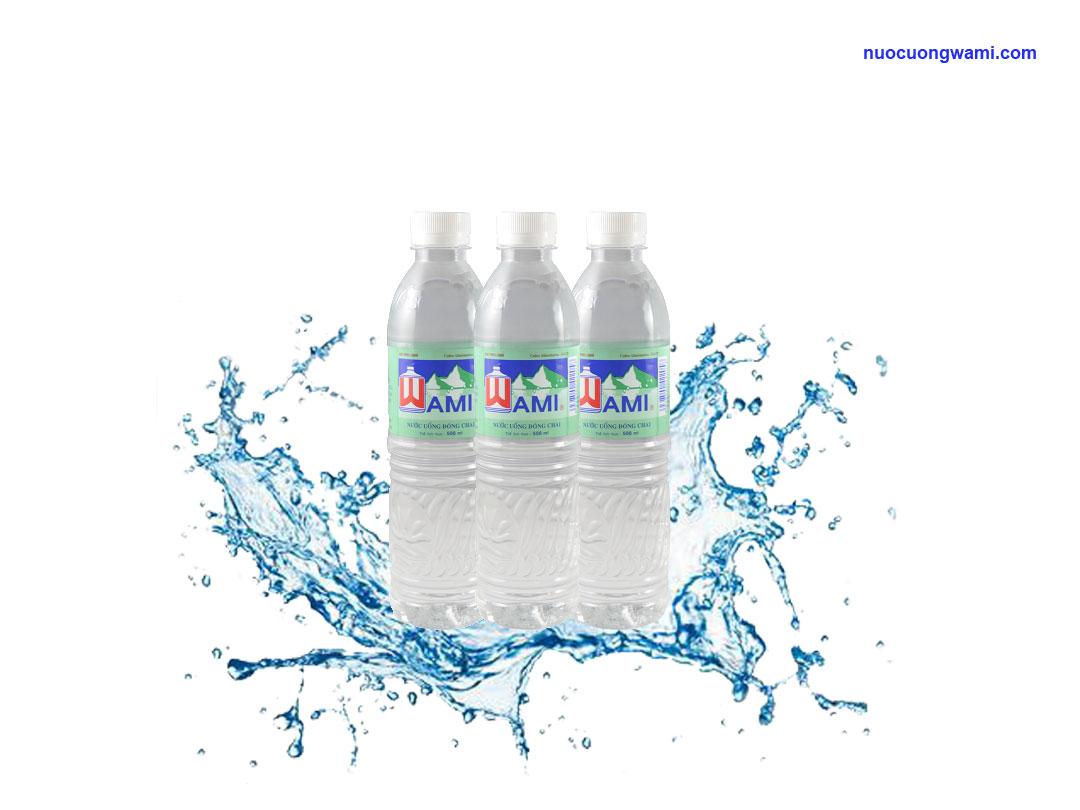 Nên chọn nước tinh khiết Wami hay Miru?