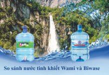 Nước uống Wami và nước uống Biwase