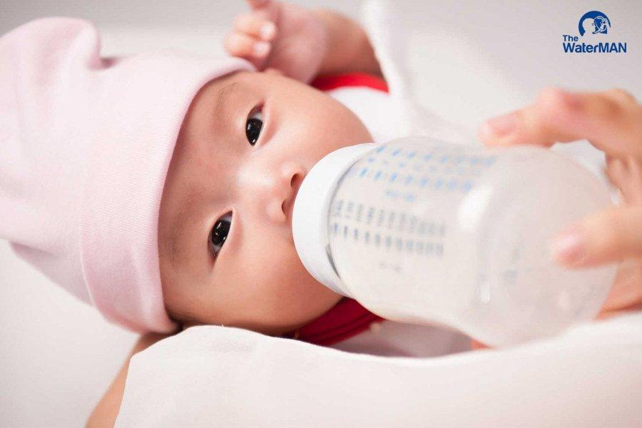 Sữa công thức dành cho bé